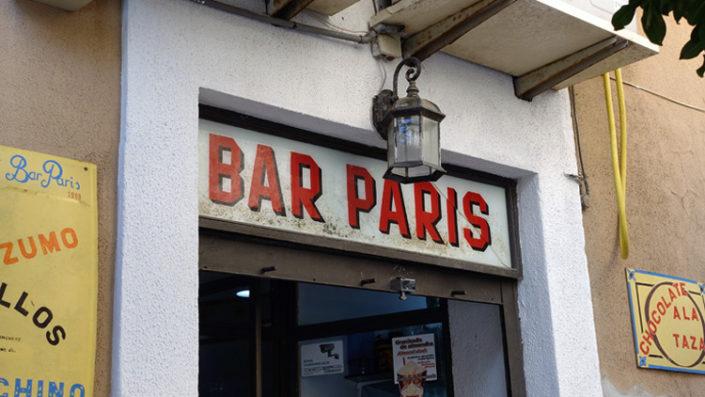 Bar-Paris-Bunyola