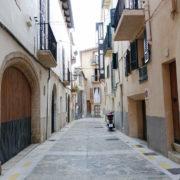 Palma-Altstadt-kleine-Gasse