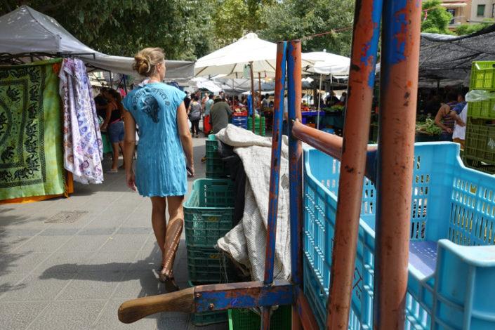 Markt-Pere-Garau-Handtuch