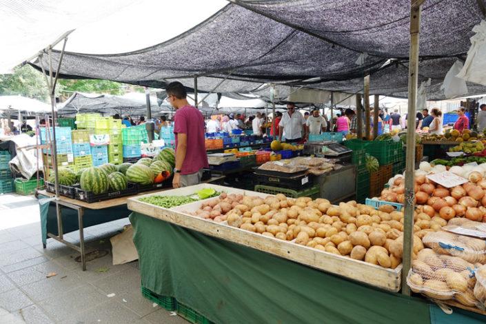 Markt-Pere-Garau-Kartoffeln