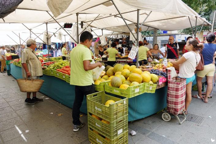 Markt-Pere-Garau-Melone